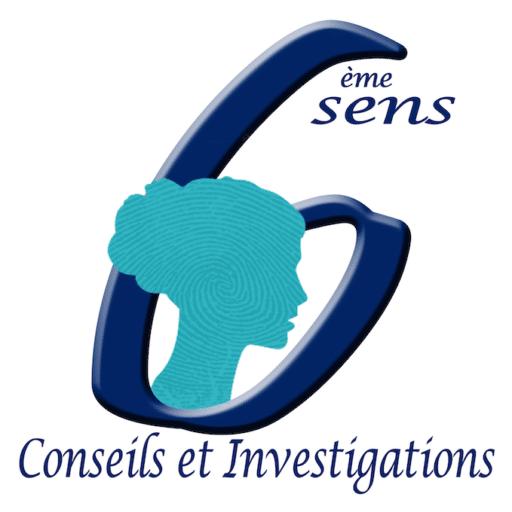 Logo du cabinet 6ème Sens, Conseils & Investigations
